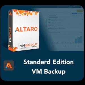 Altaro VM Backup Standard Edition Backup