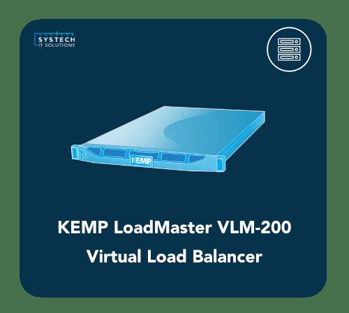KEMP Virtual LoadMaster VLM-200 Load Balancer