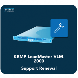 KEMP Virtual LoadMaster VLM-2000 Support Renewal