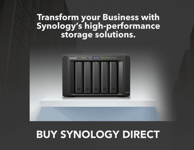 Buy Synology from systech