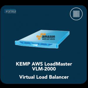 KEMP Amazon AWS LoadMaster VLM-2000